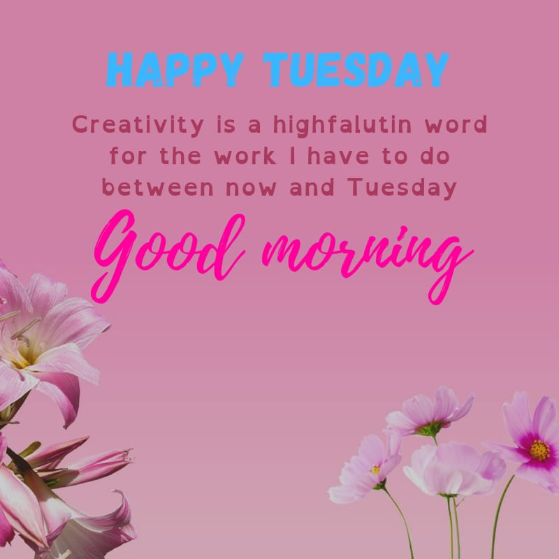 Tuesday blessings Quotes and Images 1