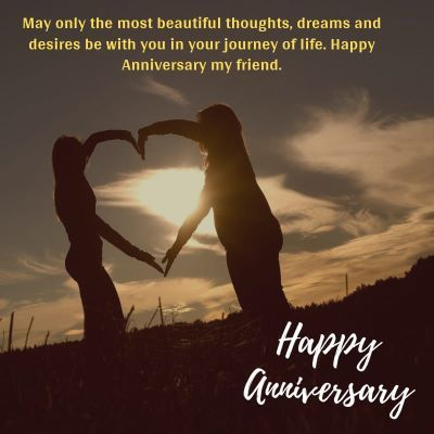Wedding Anniversary Wishes for Friend images 2-compressed