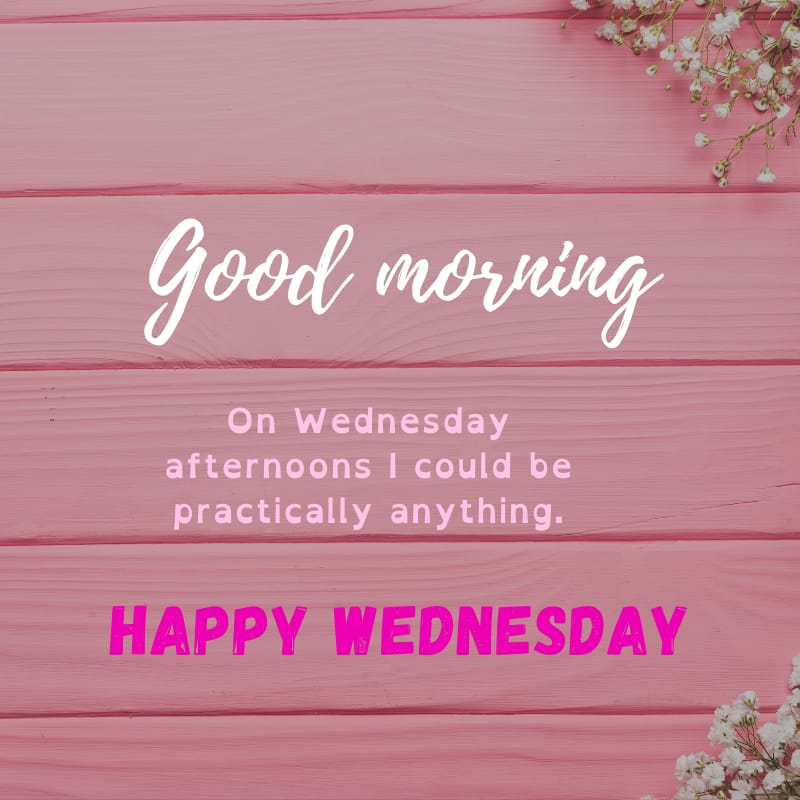 Wednesday blessings Images and Quotes 5