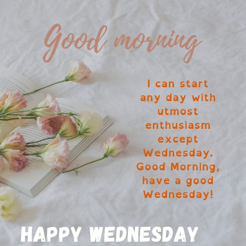 Wednesday blessings Images and Quotes 7