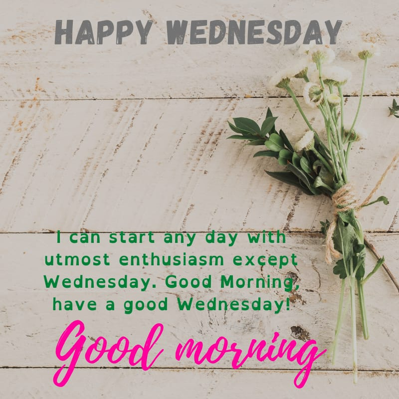Wednesday blessings Images and Quotes 9
